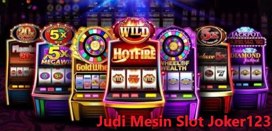 Situs Judi Slot Joker123 Online Gampang Menang